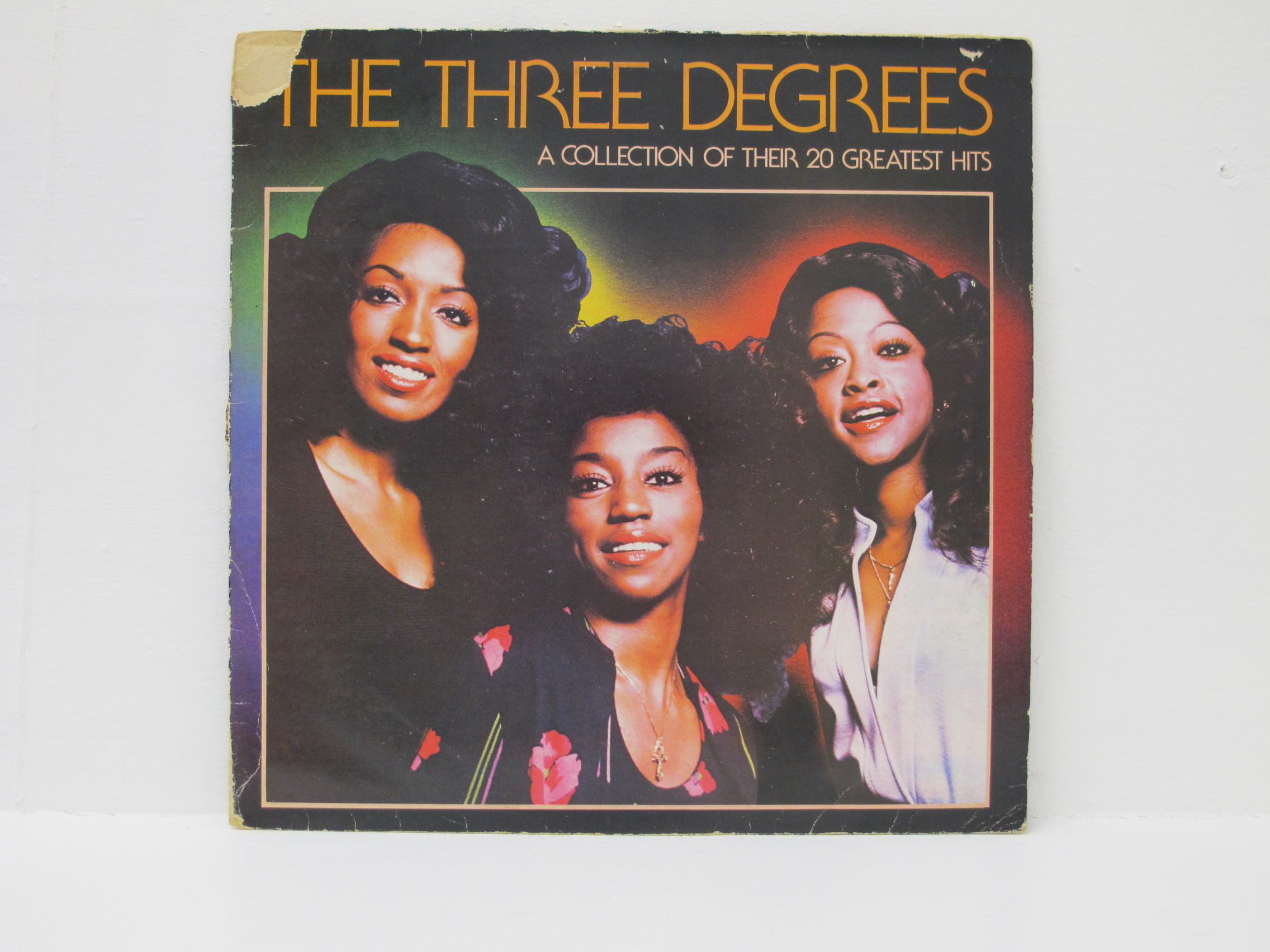 The Three Degrees - A Collection