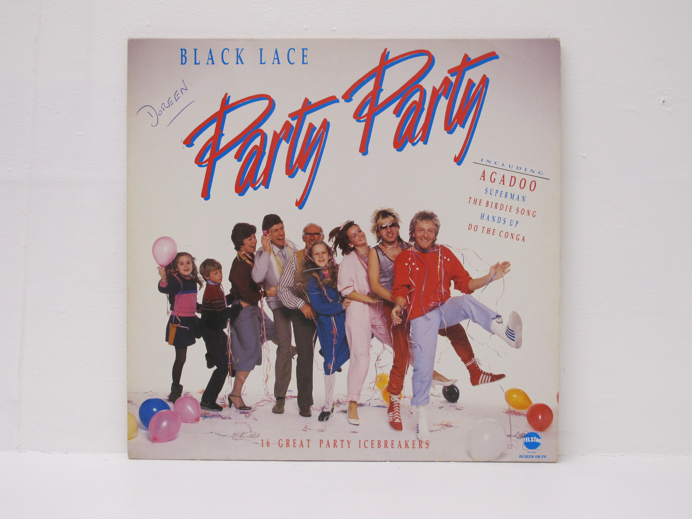 Black Lace - Party Party