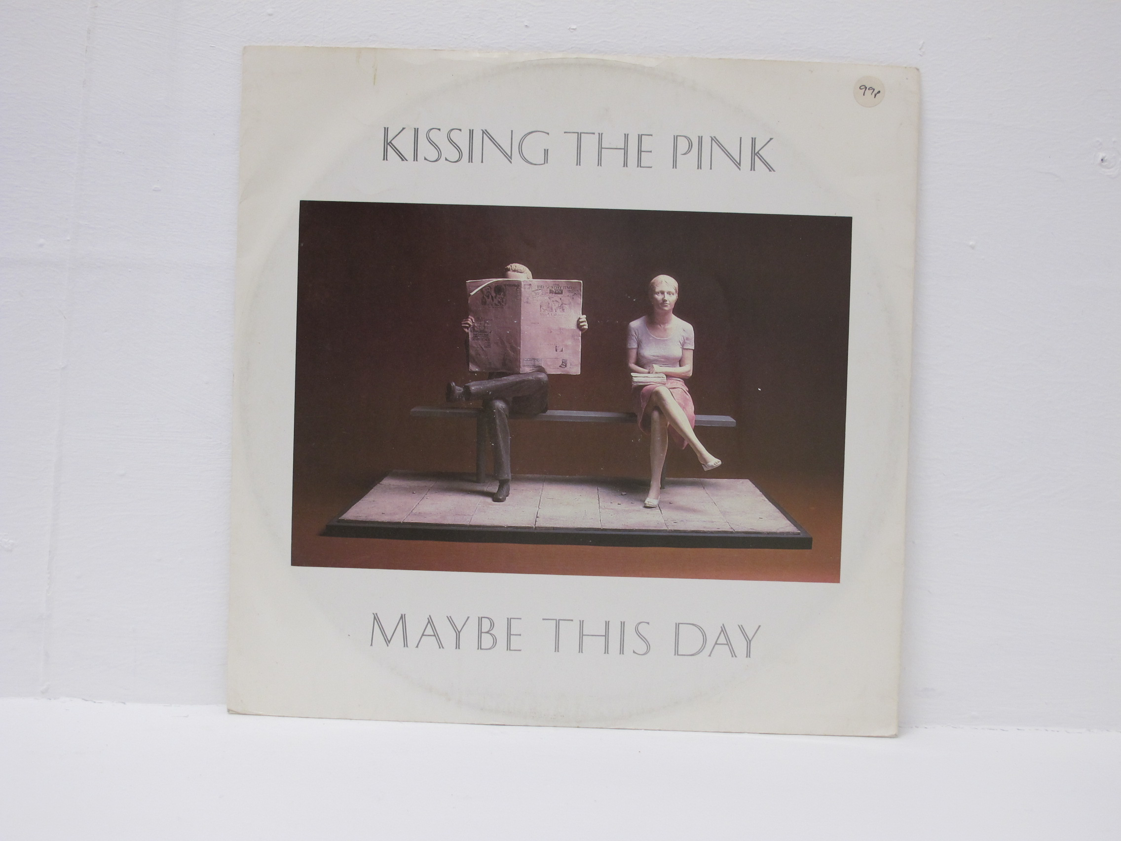 Kissing the Pink - Maybe This Day
