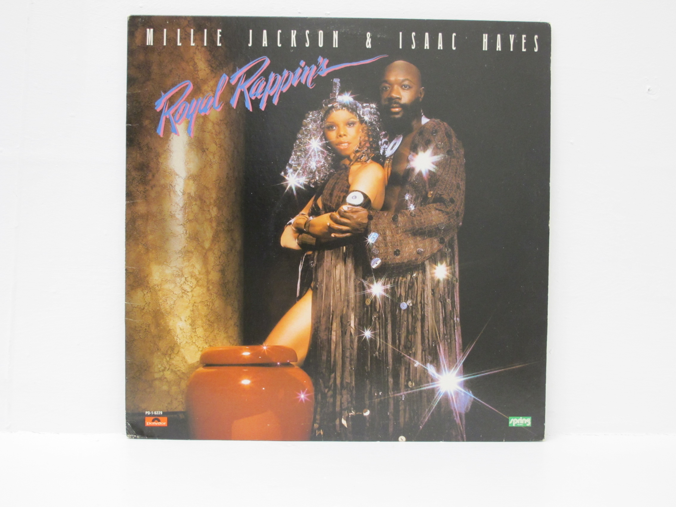 Millie Jackson & Issac Hayes - Royal Rappin's