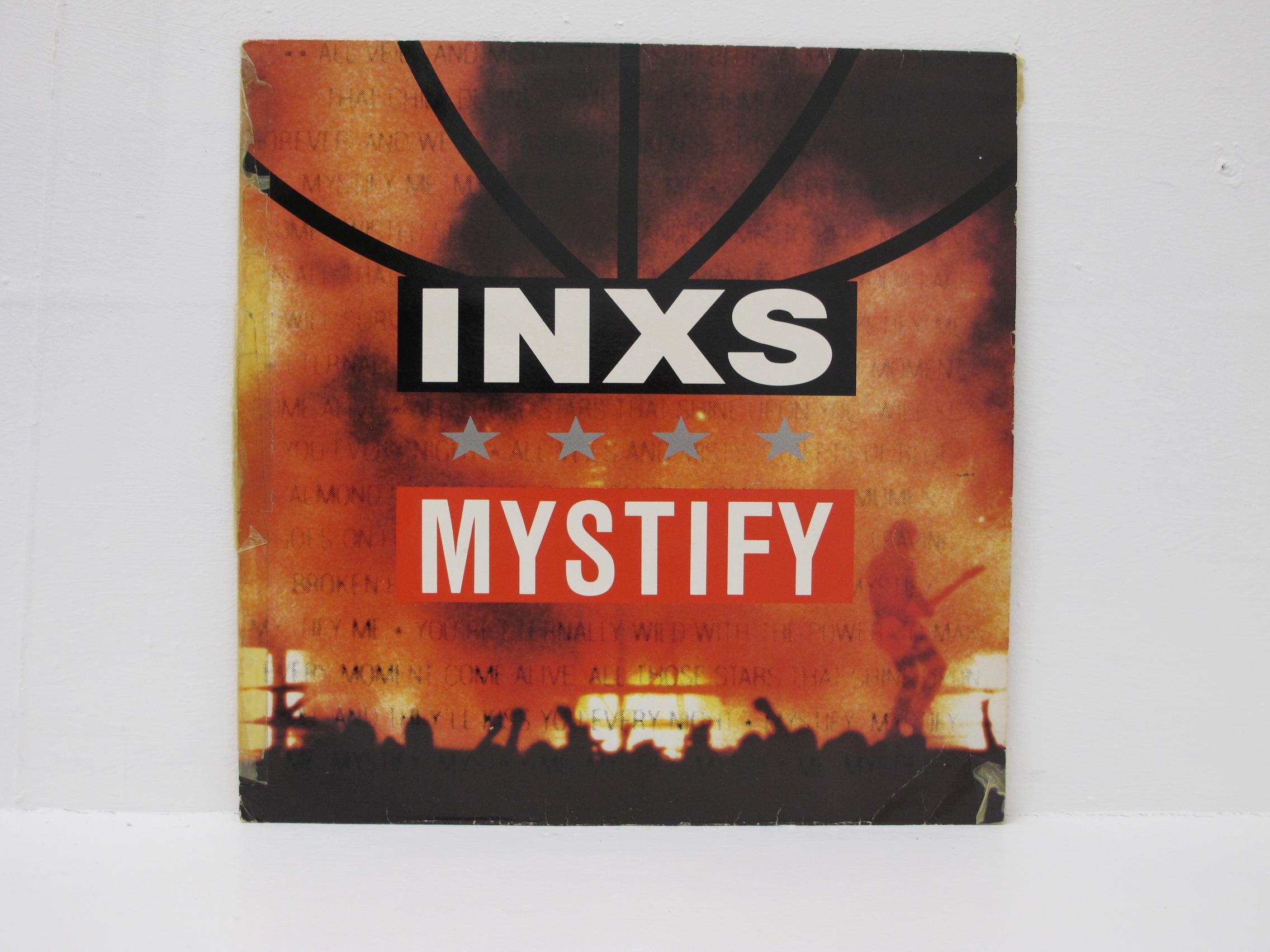INXS - Mystify