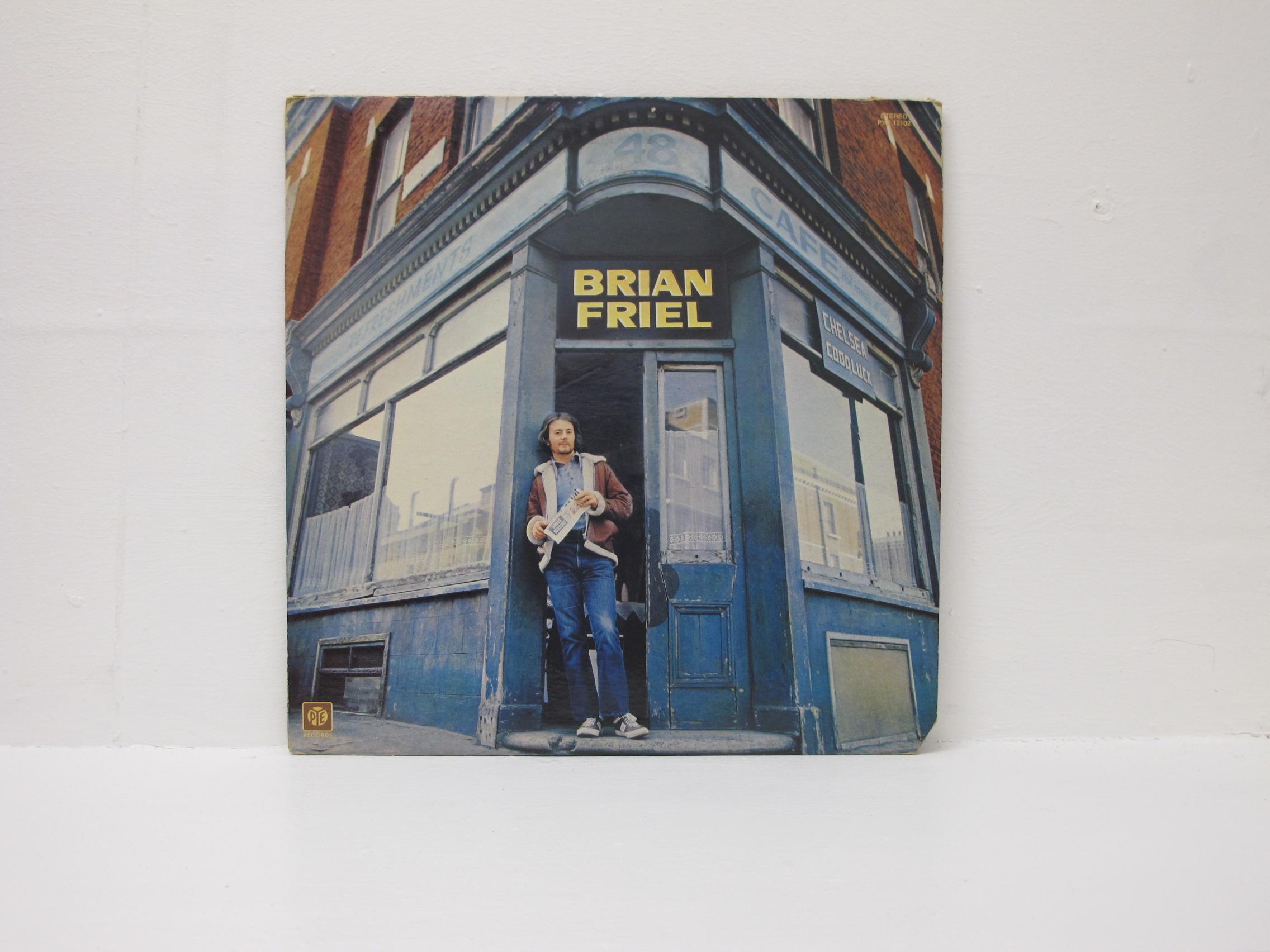 Brian Friel - Brian Friel