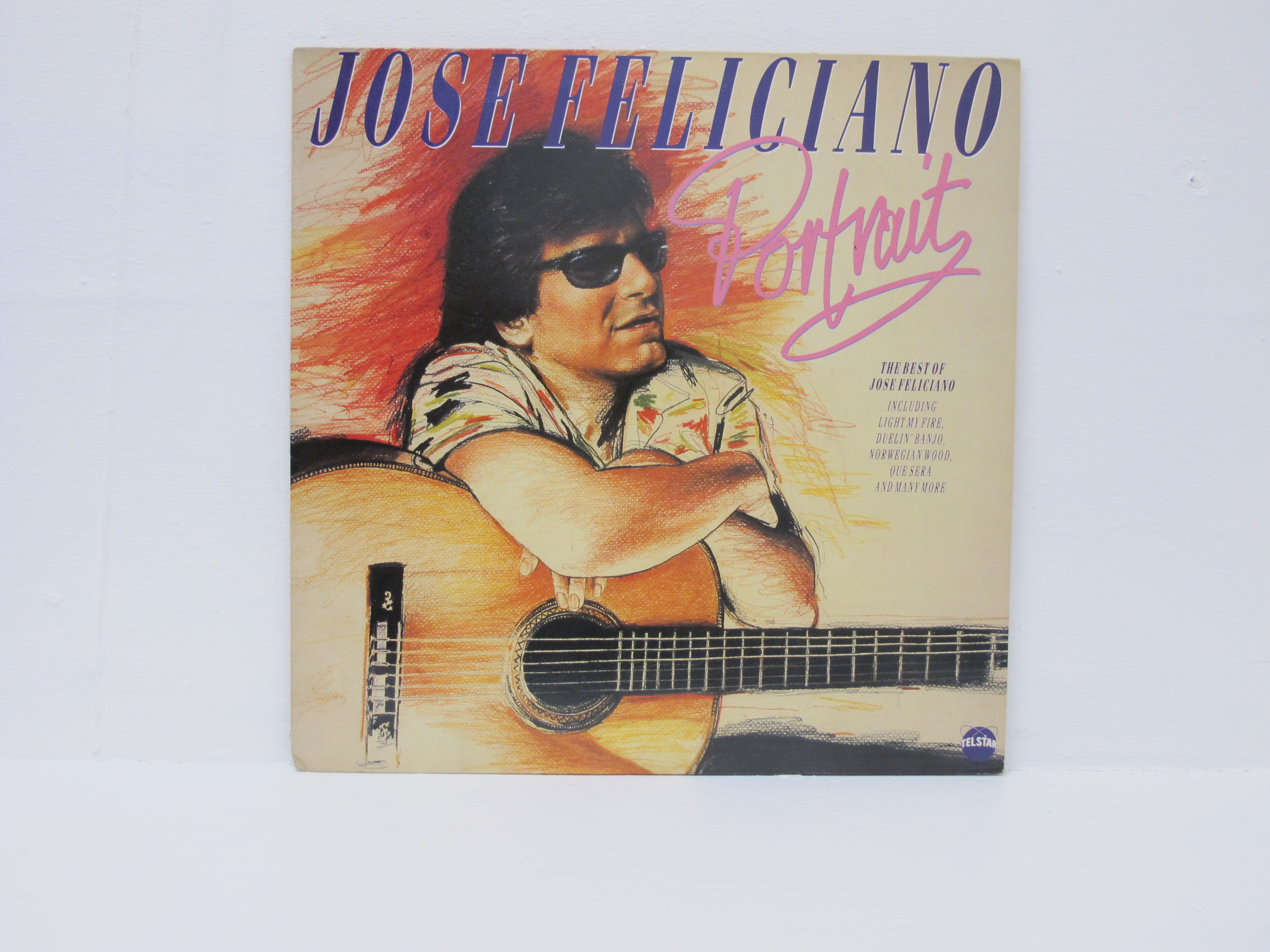 Jose Feliciano - Portrait