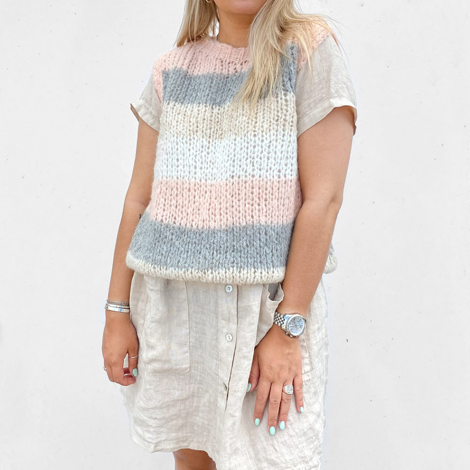 Noella Vest Kala Summer Nature