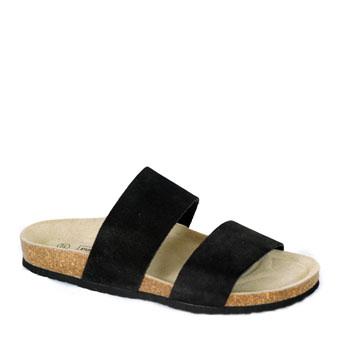 Aure black sandal