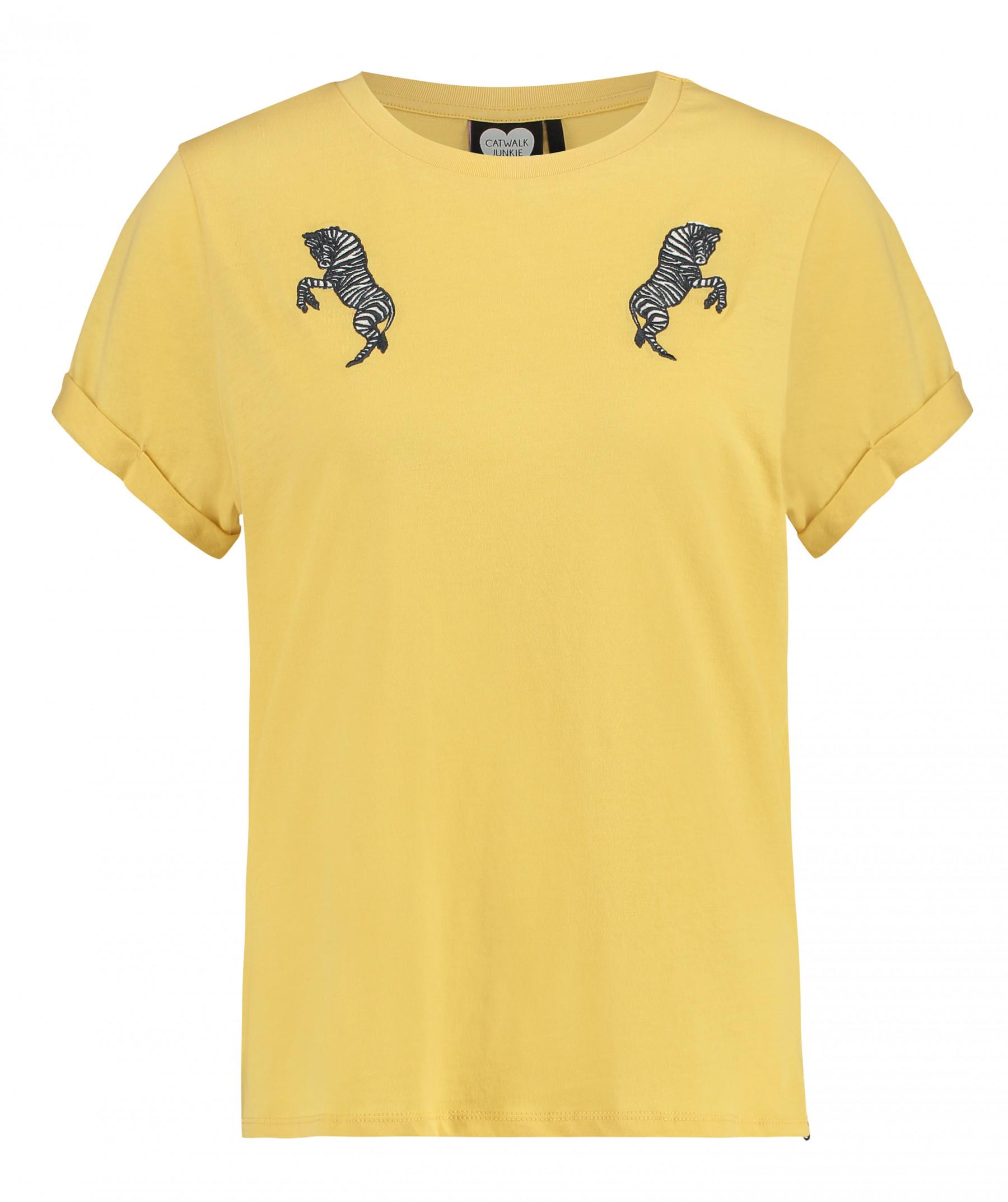 T-skjorte Wild Zebra