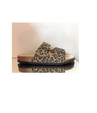 Ambra leo brun sandal