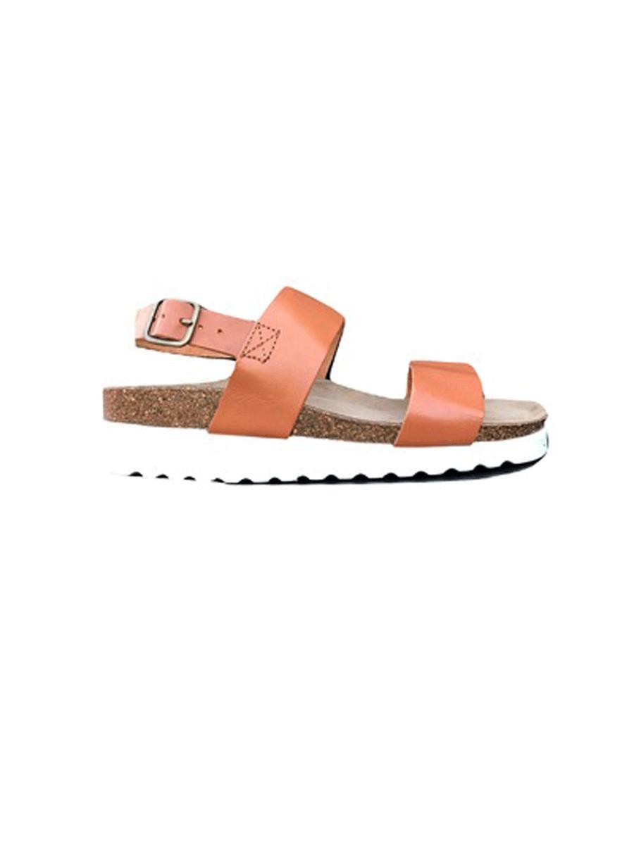 Aya sandal brun