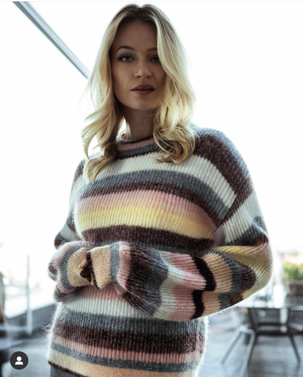Anna Kamola Tessie Sweater