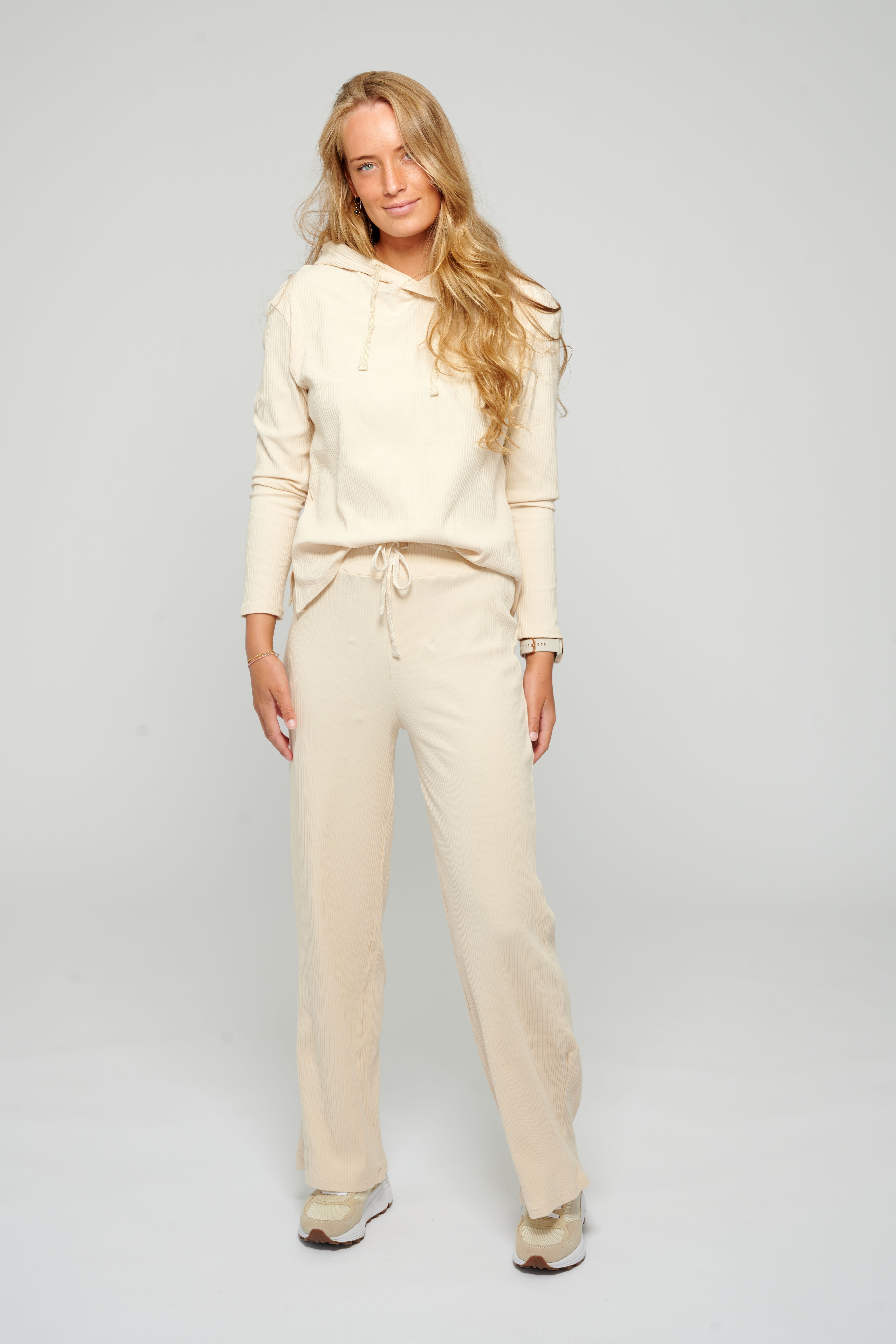 Bukse Carine fra Noella camel