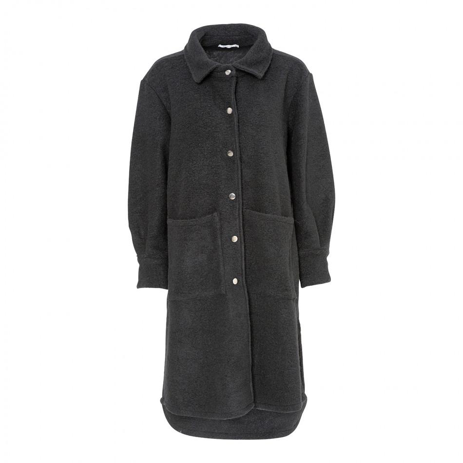 Noella Viksa Jacket Long Black