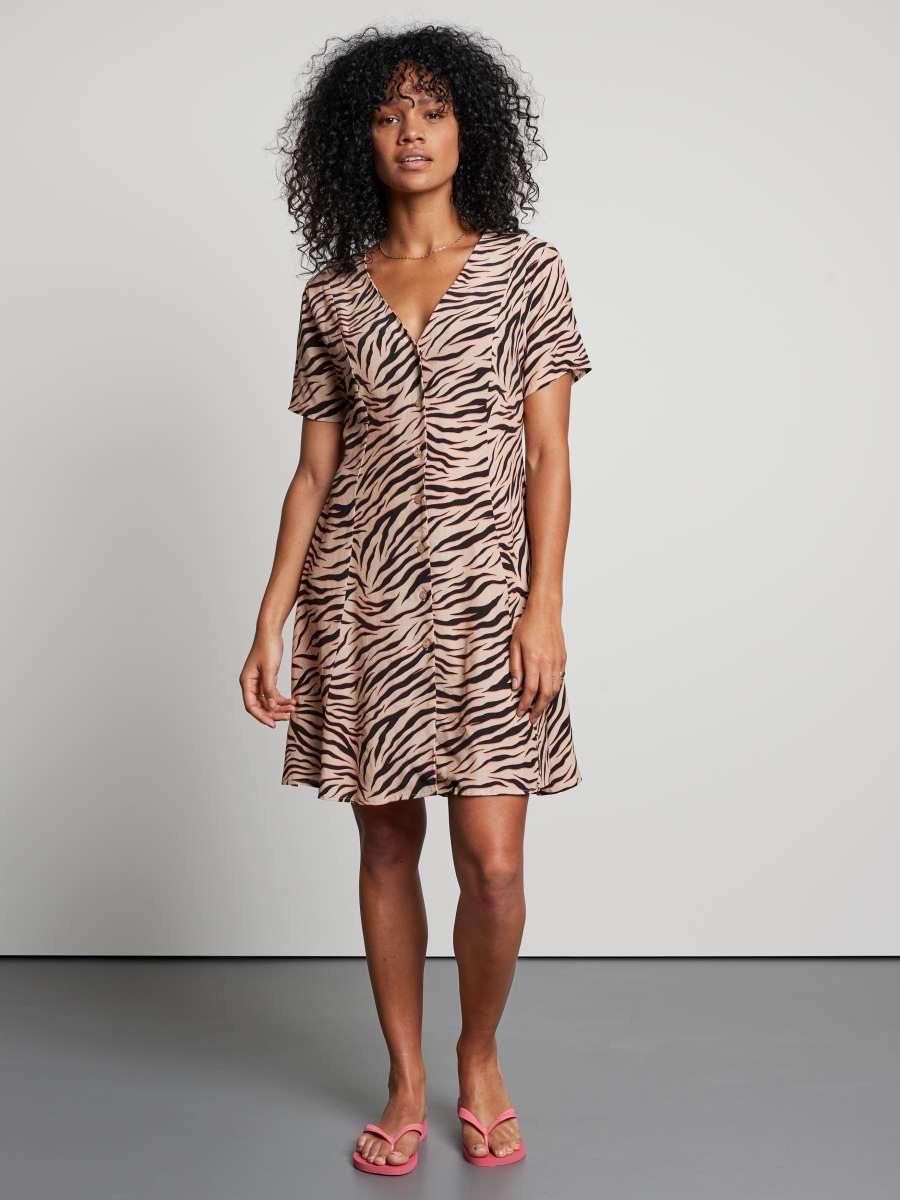 Kjole Sunny Zebra