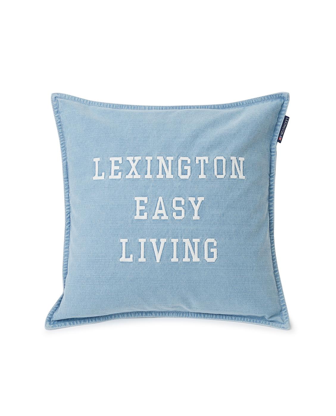 Lexington Denim Easy Living Putetrekk