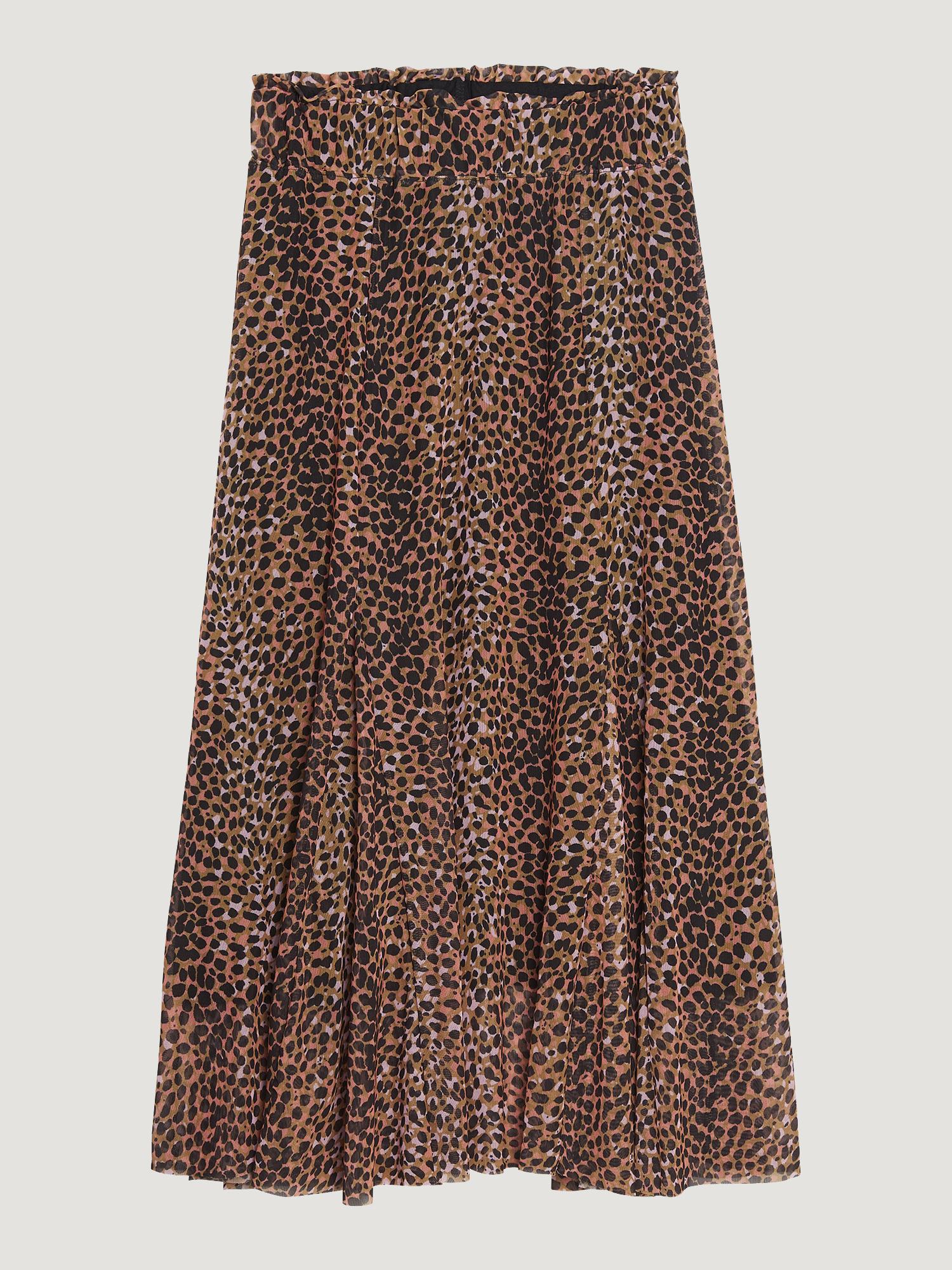 Catwalk Junkie Skjørt Hazel leopard rosa