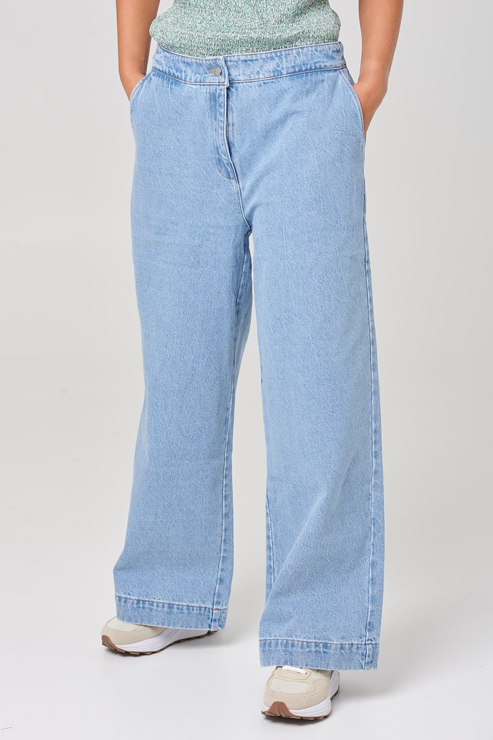 Noella Ace Pants Denim