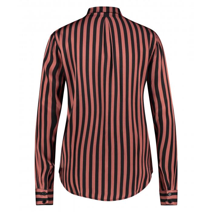 Bluse Retro Stripe