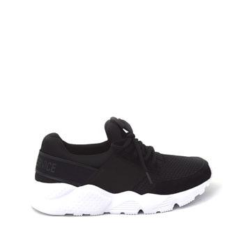 Attack sneakers Black