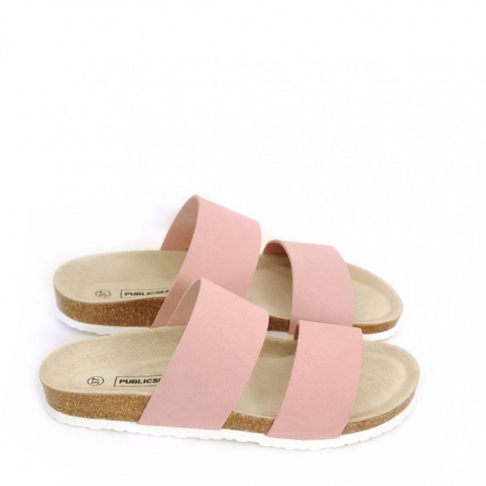 Aure Pink sandaler