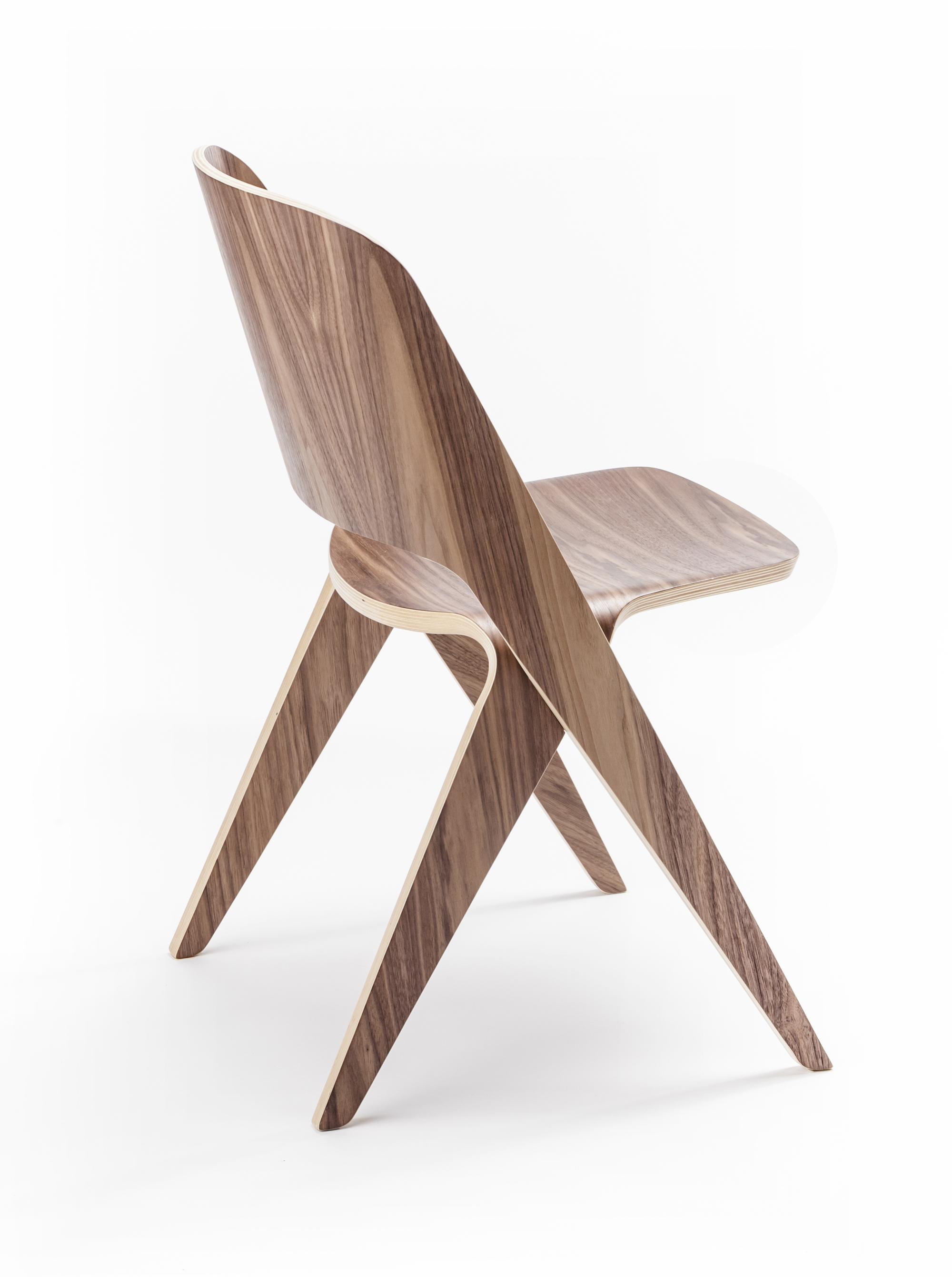 Lavitta Chair – Walnut (–50%)