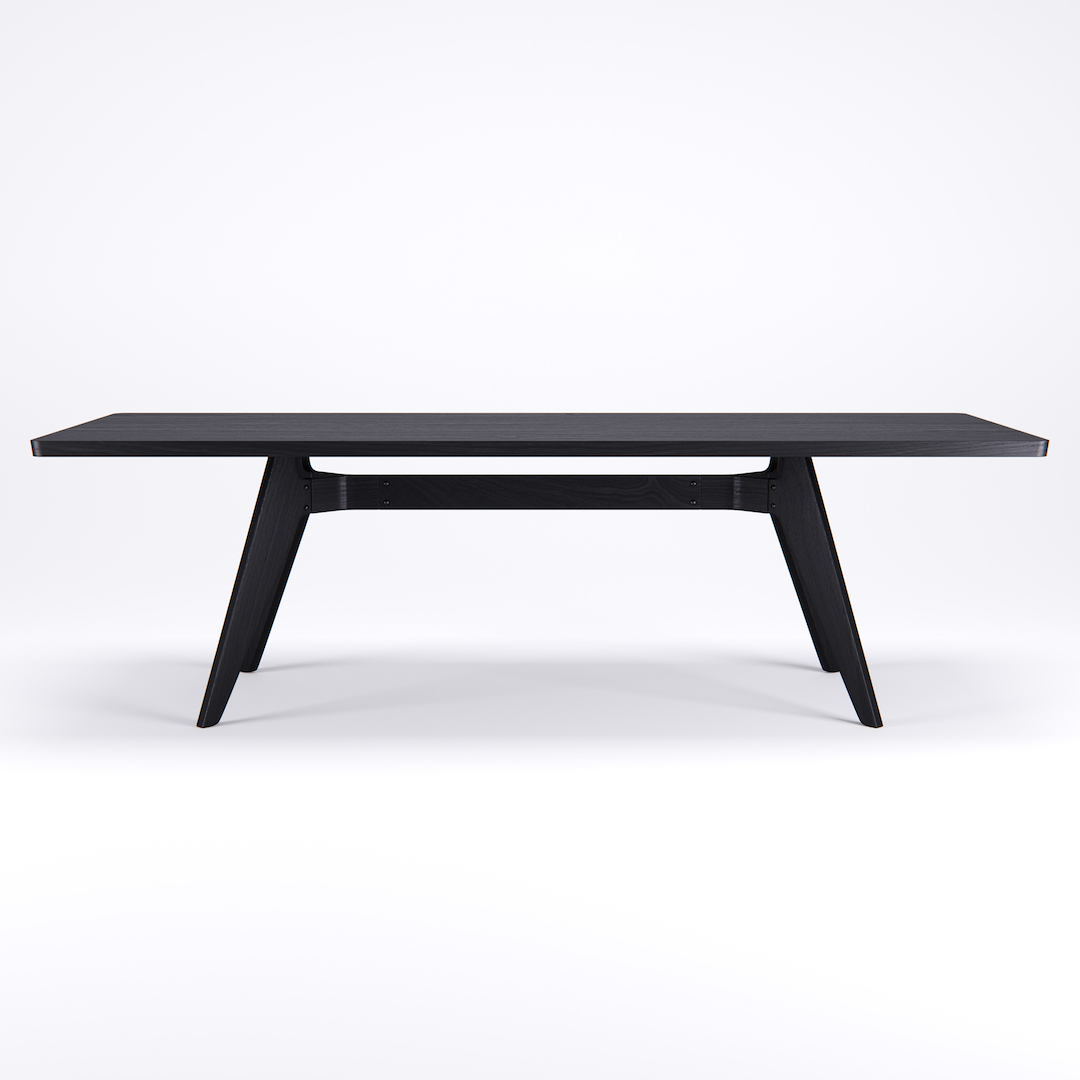 Lavitta Table 240 – Stained Black (–50%)