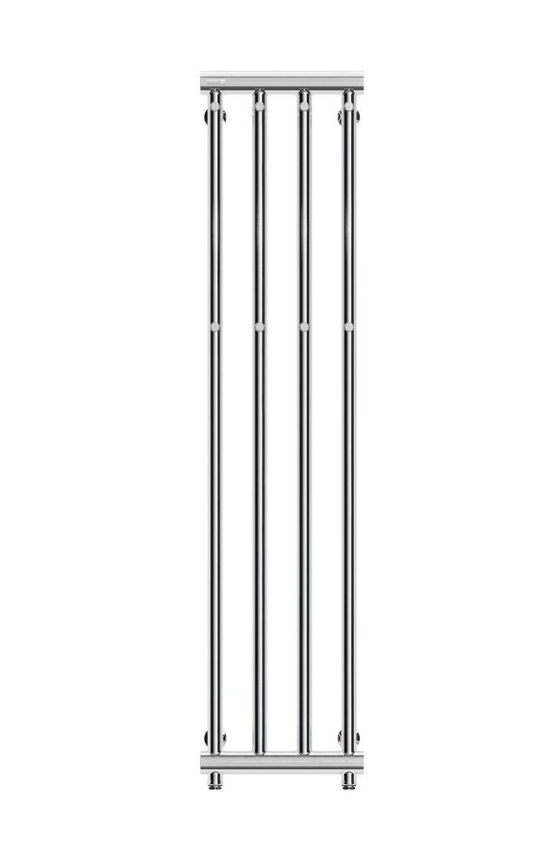 Carlsten Heated Towel Rack 1320x275 mm, Chrome, Electric 150W (–30%)
