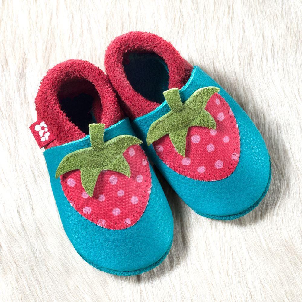 Schuhe 22/23 Erdbeere - Pololo