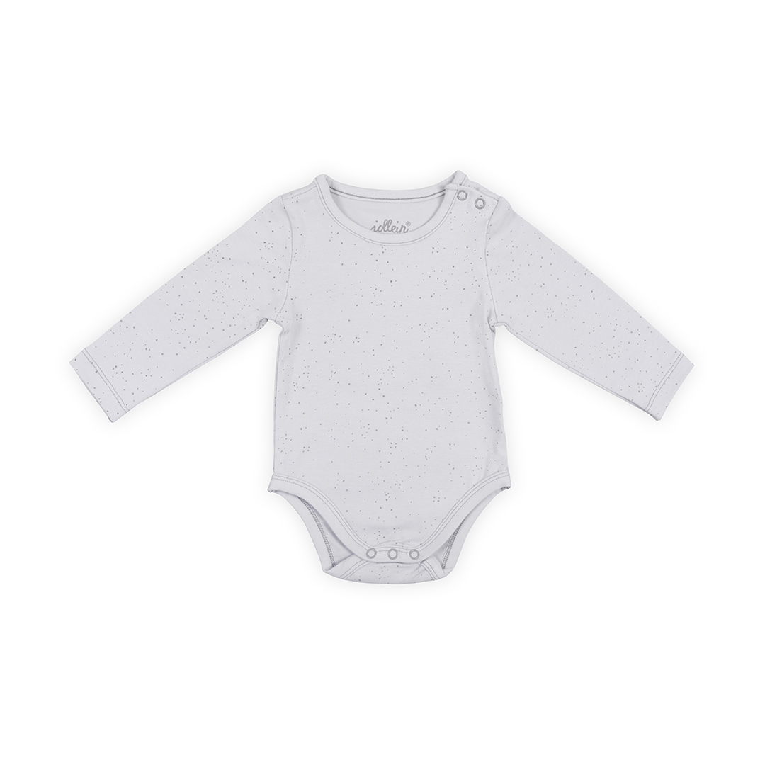 Body Langarm Grey - jollein