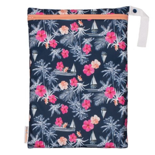 On the Go Wet Bag - Paradise - Smart Bottoms
