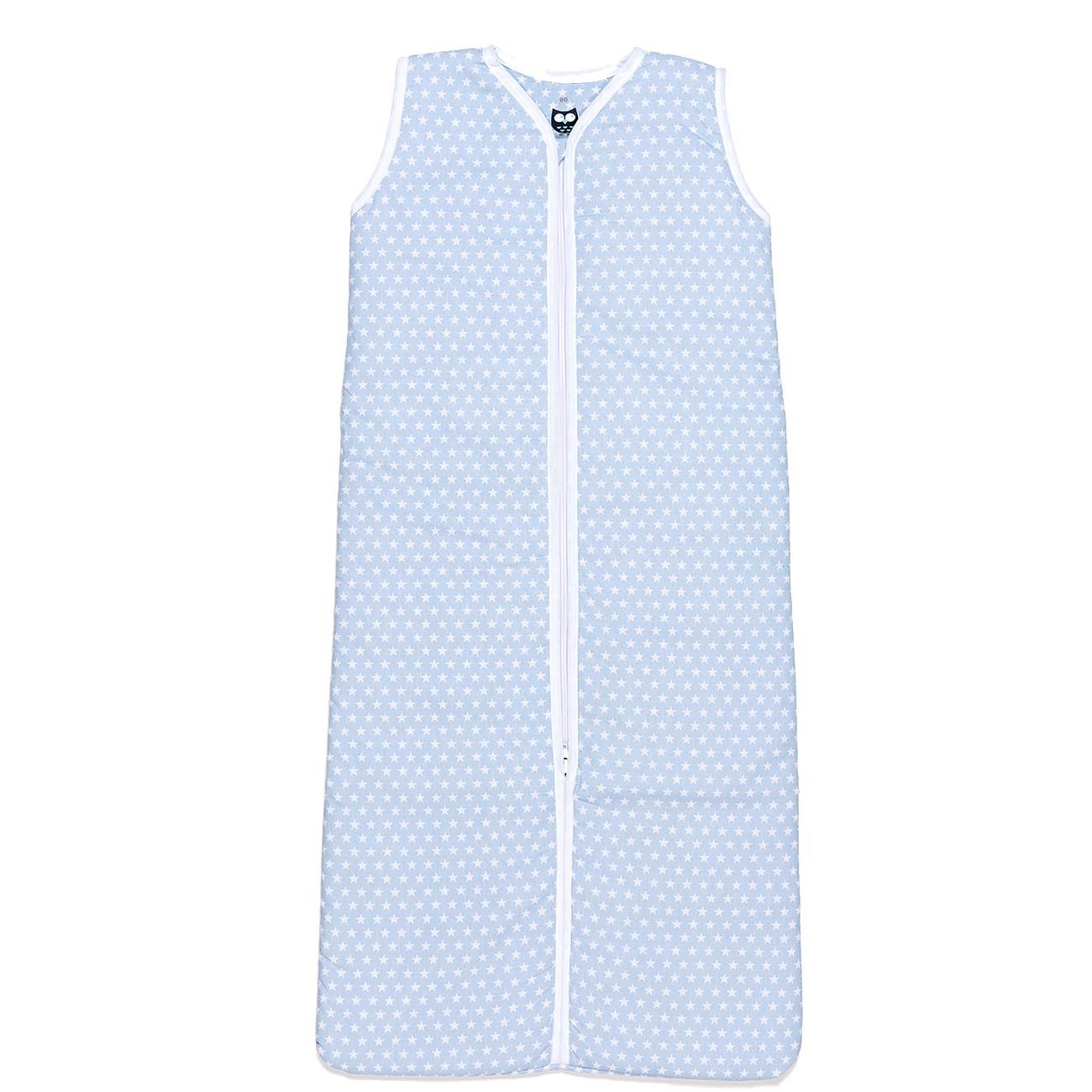 Sommerschlafsack Hellblau 70cm - Briljant Baby