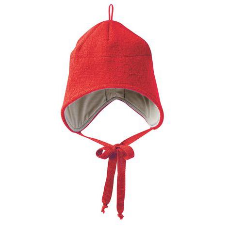 Walk-Mütze Rot - disana