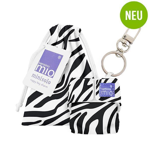 Minisolo Schlüsselanhänger Savanna Stripes - Bambino Mio
