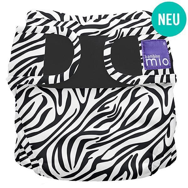 Miosoft Nappy Cover Windelüberhose Savanna Stripes - Bambino Mio