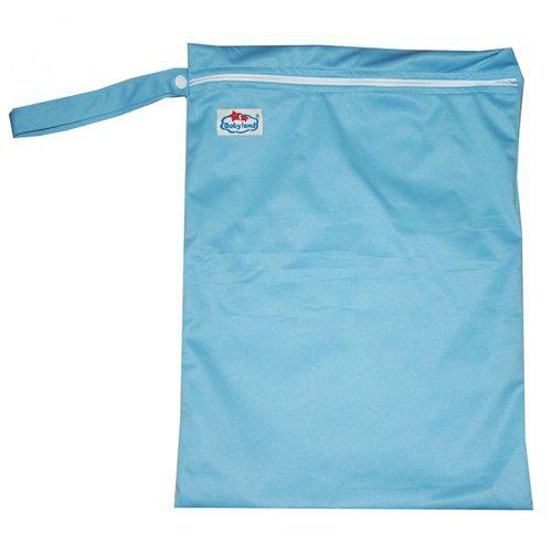 Nasstasche / Wet Bag (M) - Blau - Babyland