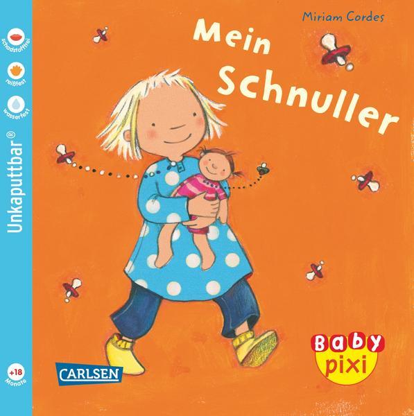 Baby Pixi Mein Schnuller - Carlsen