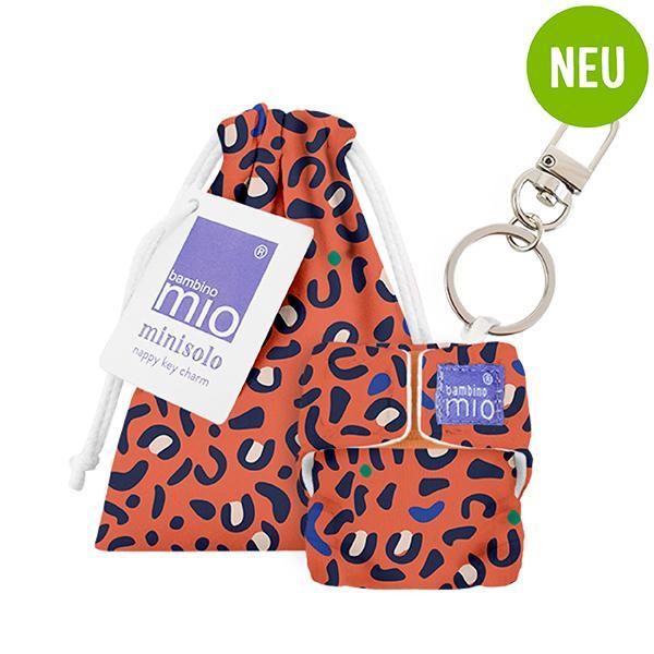Minisolo Schlüsselanhänger Safari Spots - Bambino Mio
