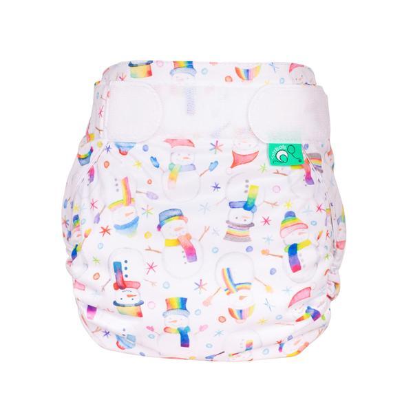 PeeNut Wrap Windelüberhose - Snowbaby - TotsBots