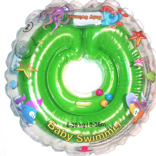 Babyswimmer - Grün