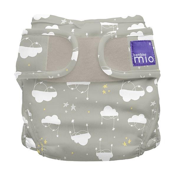 Miosoft Nappy Cover Windelüberhose Cloud Nine - Bambino Mio