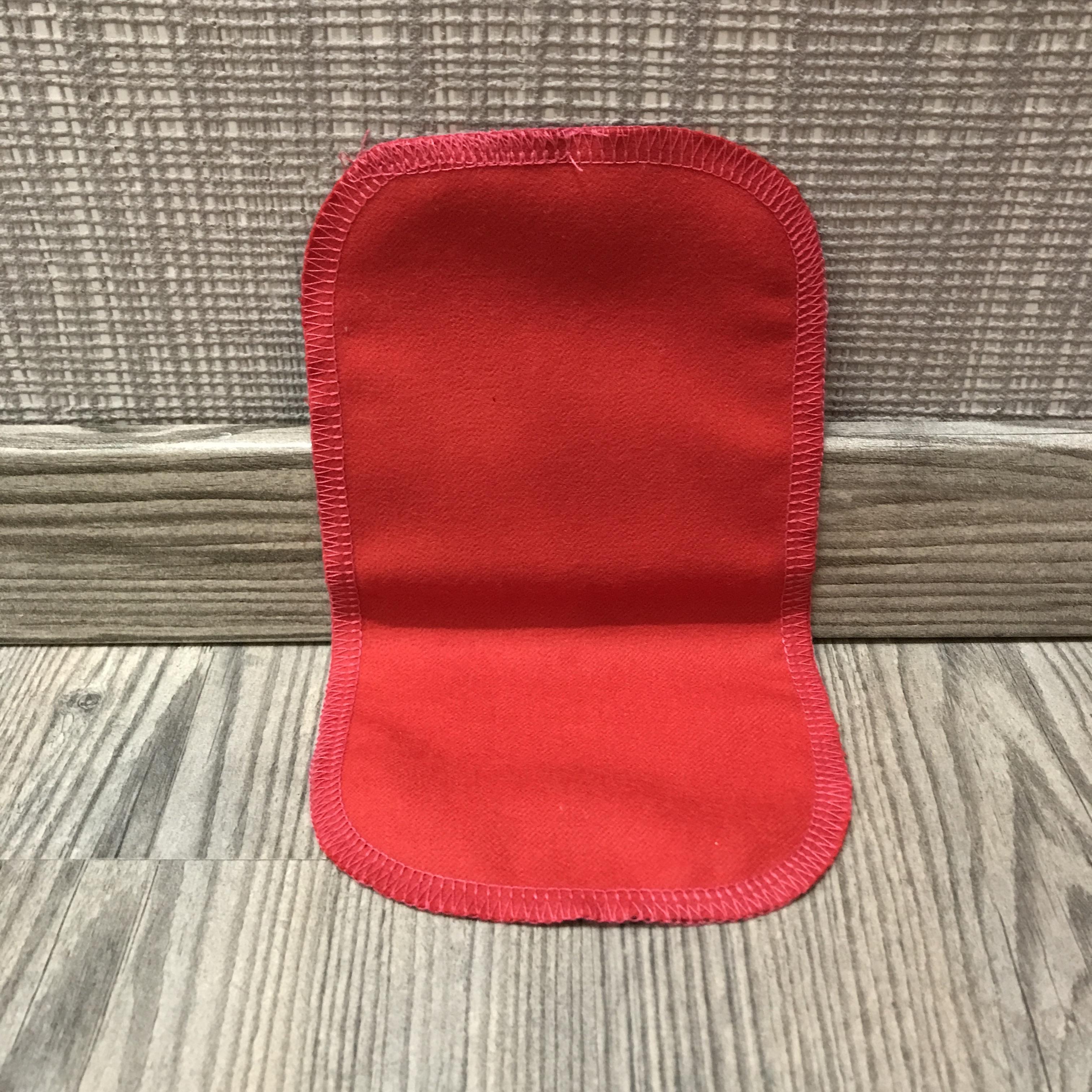 Wool Liner Einlage Rot - Puppi