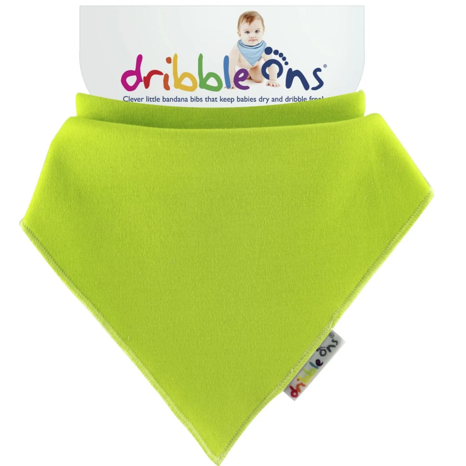 dribble ons - grün