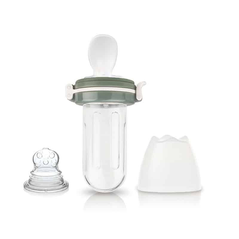 Food Squeezer Plus Grau - kidsme