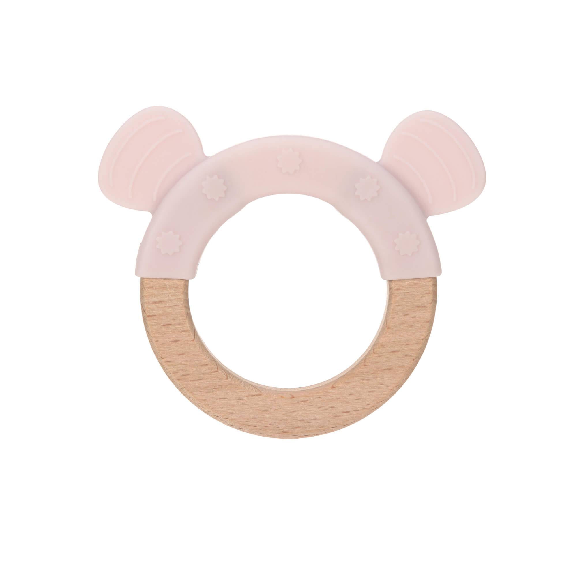 Greifling mit Beißhilfe Ring Little Chums Mouse - Lässig