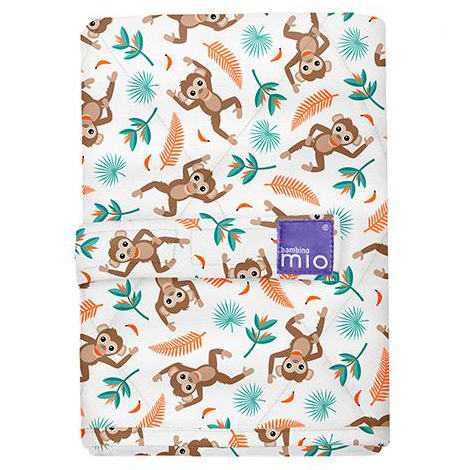 Change Mat Wickelunterlage Spider Monkey - Bambino Mio