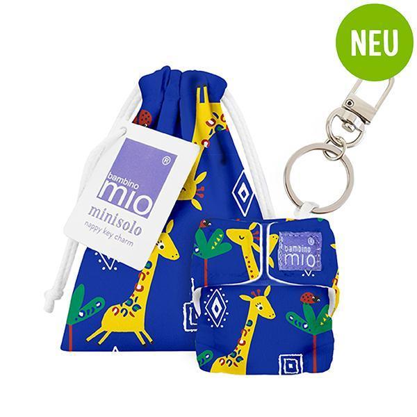 Minisolo Schlüsselanhänger Giraffe Jamboree - Bambino Mio