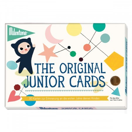 Milestone Cards - Junior - Milestone