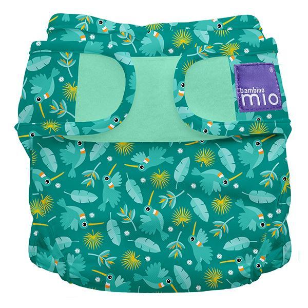 Miosoft Nappy Cover Windelüberhose Hummingbird - Bambino Mio