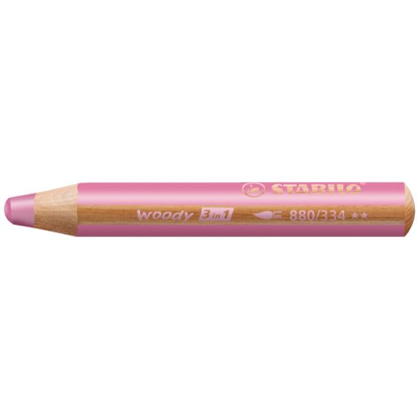 Woody Stift Pink - Stabilo