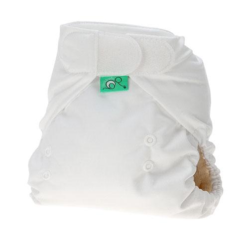 PeeNut Wrap Windelüberhose - Weiß - TotsBots