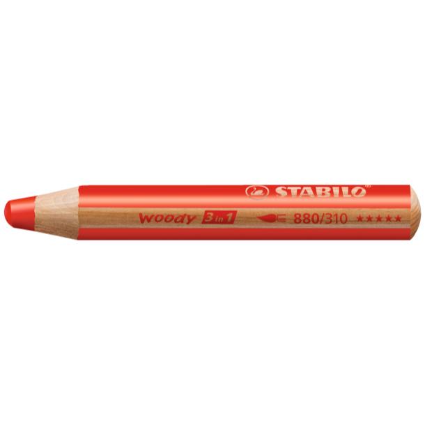 Woody Stift Rot - Stabilo