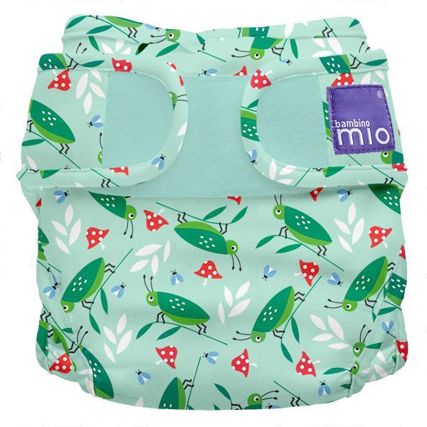 Miosoft Nappy Cover Windelüberhose Happy Hopper - Bambino Mio